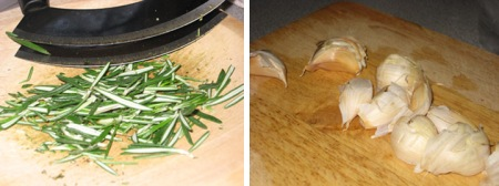 garlic-rosemary