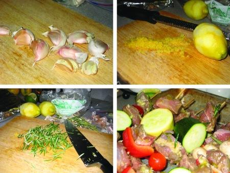 kebab composite