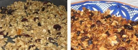 granola composite