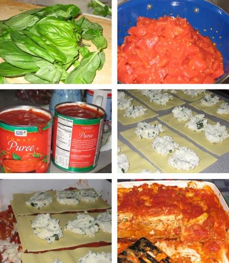 lasagna composite