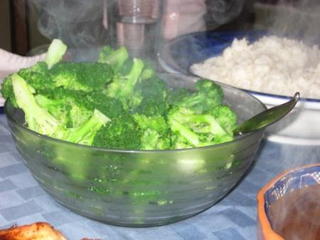 broccoli - y