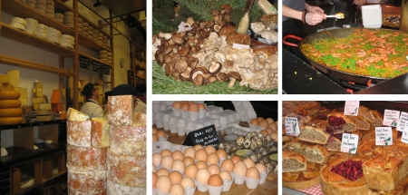 Borough Market - tour