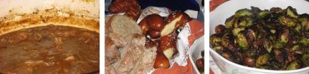 Last Dinner of 2012