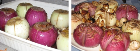 baked onions - Feb 5