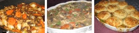 Dinner - February 19