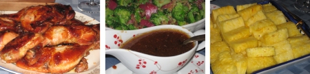 Dinner - Janaury 29