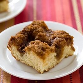 moravian coffee cake
