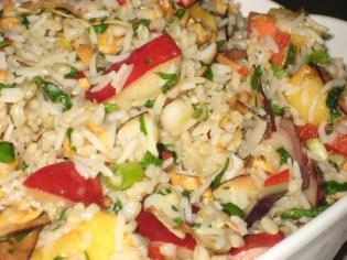 rice salad - 2