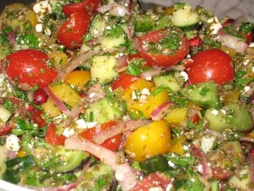 shepherd's salad