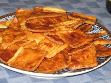 extra pie crust