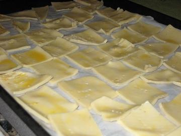 unbaked pie dough