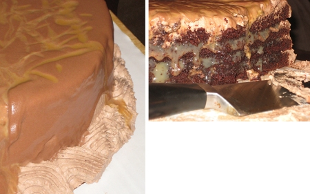 cake x 2