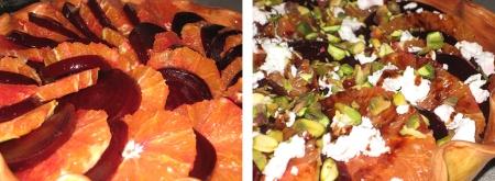 beets & oranges