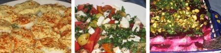 salads header